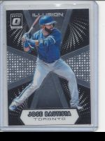 2016 Panini Donruss Optic Jose Bautista