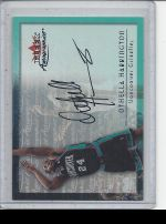 2000-01 Fleer Autographics Othella Harrington