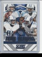2015 Score Derrick Morgan, Delanie Walker, Bishop Sankey, Zach Mettenberger