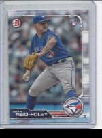 2019 Bowman Sean Reid-Foley