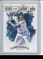 2019 Panini Diamond Kings Josh Donaldson, Vladimir Guerrero Jr