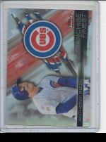 2016 Topps Finest Anthony Rizzo