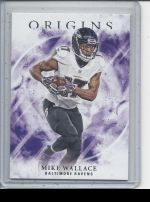 2017 Panini Origins Mike Wallace