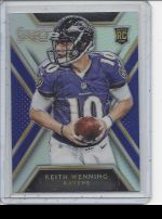 2014 Panini Select Keith Wenning