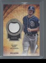 2017 Topps Tier One Wil Myers