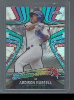 2016 Topps Finest Addison Russell