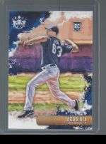 2019 Panini Diamond Kings Jacob Nix