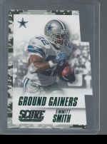 2015 Score Emmitt Smith