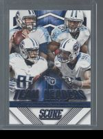 2015 Score DeMarco Murray, Delanie Walker, Bishop Sankey, Zach Mettenberger