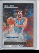 2018-19 Panini Court Kings Omri Casspi