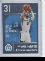 2018-19 Panini Chronicles Jevon Carter