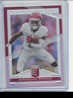 2019 Donruss Elite Marquise Brown