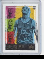 2018-19 Panini Court Kings Jaren Jackson Jr