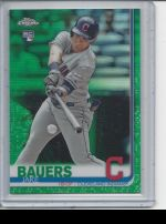 2019 Topps Chrome Jake Bauers