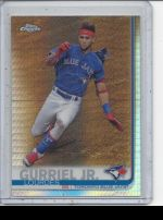 2019 Topps Chrome Lourdes Gurriel Jr