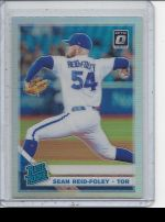 2019 Donruss Optic Sean Reid-Foley