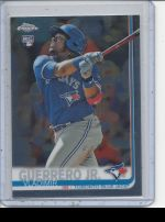2019 Topps Chrome Vladimir Guerrero Jr