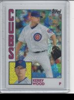 2019 Topps Update Kerry Wood