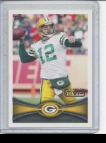2012 Topps Aaron Rodgers