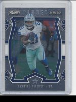 2019 Panini Player of the Day Ezekiel Elliott