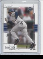 2001 Upper Deck Pros & Prospects Tony Gwynn