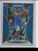 2019-20 Panini Prizm Draft Picks Zion Williamson
