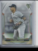 2019 Topps Triple Threads   Gleyber Torres<br />Card not available