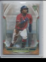 2019 Topps Triple Threads   Ronald Acuna Jr<br />Card not available