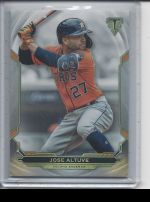 2019 Topps Triple Threads   Jose Altuve<br />Card not available