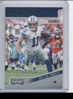 2018 Panini Playoff Cole Beasley