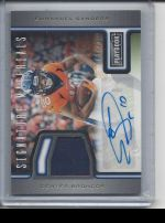 2019 Panini Playbook   Emmanuel Sanders<br />Card not available