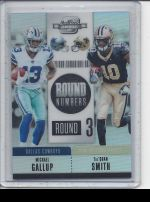2018 Panini Contenders Optic TreQuan Smith, Michael Gallup