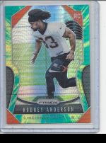 2019 Panini Prizm   Rodney Anderson<br />Card not available