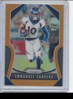 2019 Panini Prizm   Emmanuel Sanders<br />Card not available