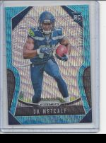 2019 Panini Prizm   DK Metcalf<br />Card not available