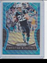 2019 Panini Prizm   Christian McCaffrey<br />Card not available