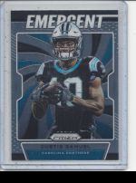 2019 Panini Prizm   Curtis Samuel<br />Card not available