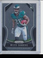 2019 Panini Prizm   Miles Sanders<br />Card not available