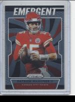 2019 Panini Prizm   Patrick Mahomes II<br />Card not available