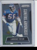 2019 Panini Prizm   Lawrence Taylor<br />Card not available