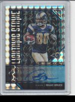 2019 Panini Obsidian   Isaac Bruce<br />Card not available