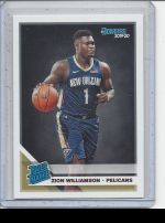2019-20 Donruss Zion Williamson