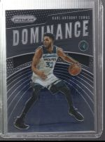 2019-20 Panini Prizm Karl Anthony Towns