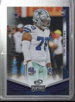 2019 Panini Playoff Trysten Hill