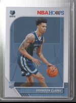 2019-20 Panini NBA Hoops Brandon Clarke