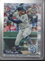 2019 Topps Holiday Fernando Tatis Jr