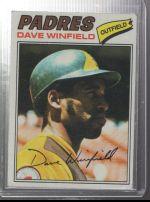 1977 Topps Dave Winfield