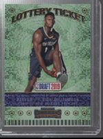 2019-20 Panini Contenders Zion Williamson