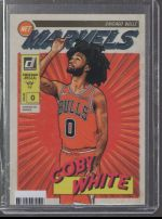 2019-20 Donruss Coby White