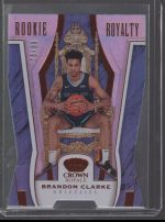 2019-20 Panini Crown Royale Brandon Clarke